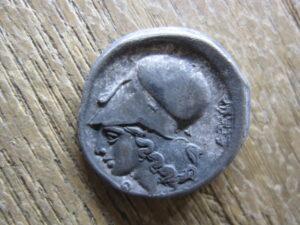 アテナ ギリシャ 銀貨