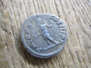 ローマ時代の銀貨