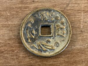 エロティック絵銭