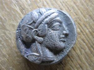 ギリシア銀貨 古代コイン